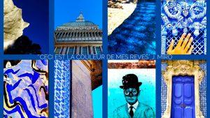 Arte, consegne a domicilio: il Blu