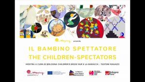 """Le illustrazioni della terza edizione della mostra """"Il bambino spettatore"""""""